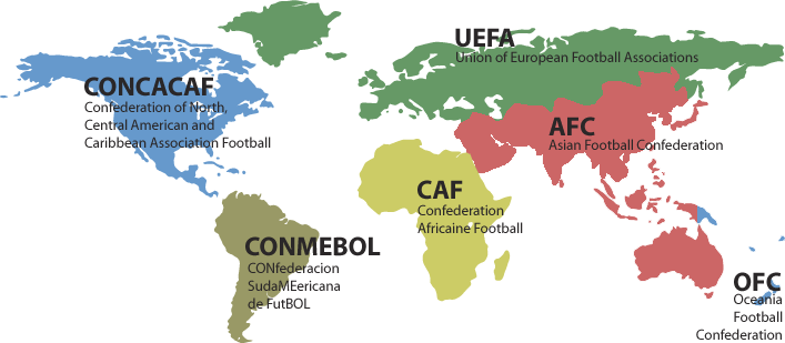 ЮАР 2010 - отбор